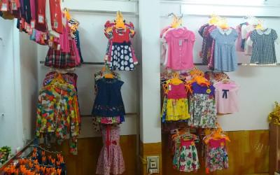 Nguồn quần áo trẻ em VNXK chất lượng cao